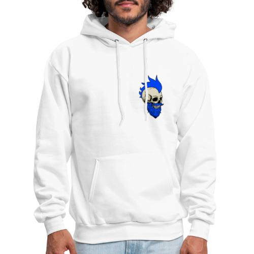 Matty Mohawk Skull & Logo - Men's Hoodie