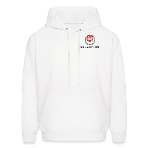 Official ISKF Logo 1 - Men's Hoodie