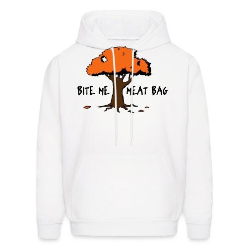 meatbag tree - Men's Hoodie