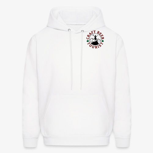 Craft Beer Tourist - Female version - Men's Hoodie