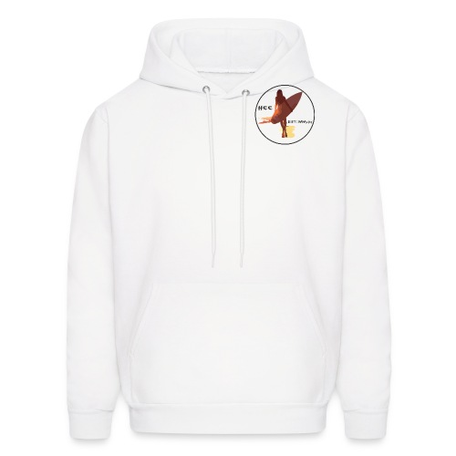 surf girl black - Men's Hoodie