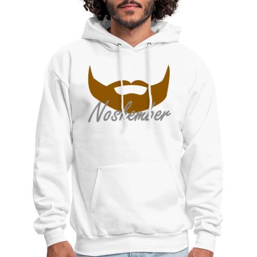 Noshember Bearded Hoodie - Men's Hoodie