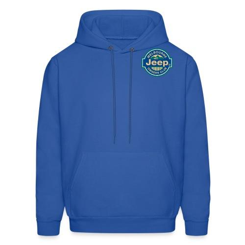 MJOC color logo - Men's Hoodie