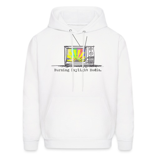 Breaking Daylight Media 0 - Men's Hoodie