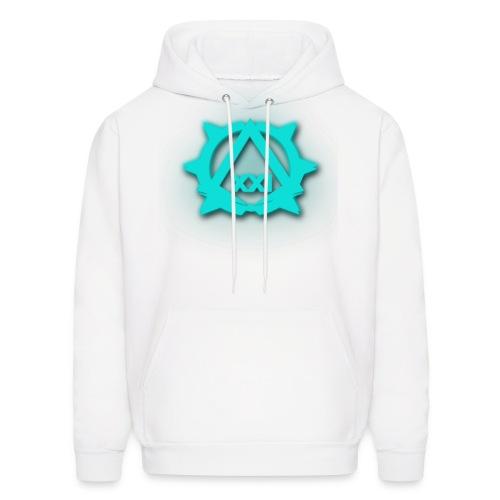 XXI Logo Aqua - Men's Hoodie
