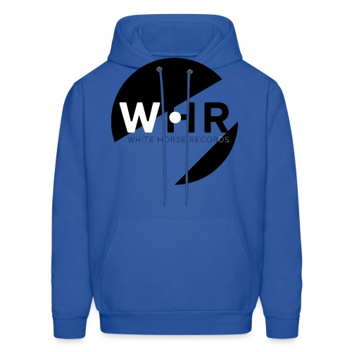 White Horse Records Logo - Men's Hoodie