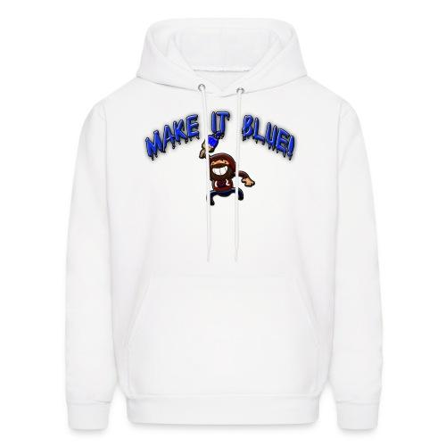 modii101 make it blue - Men's Hoodie