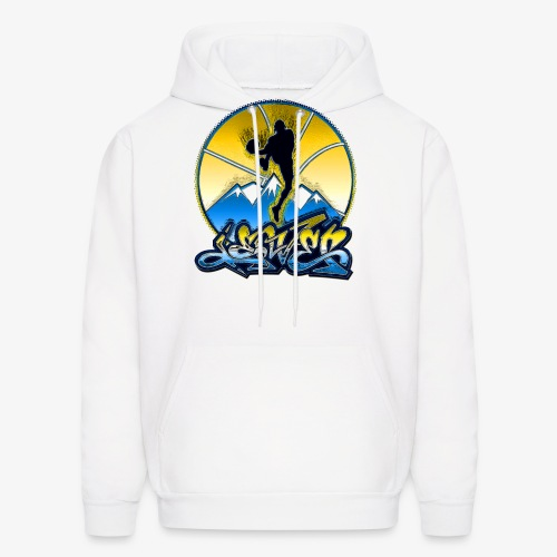 nuggets e design - Men's Hoodie