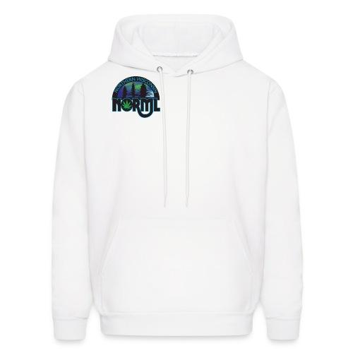 Northern Wisconsin NORML Official Logo - Men's Hoodie