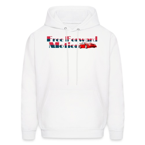 Free Forward Motion - Men's Hoodie
