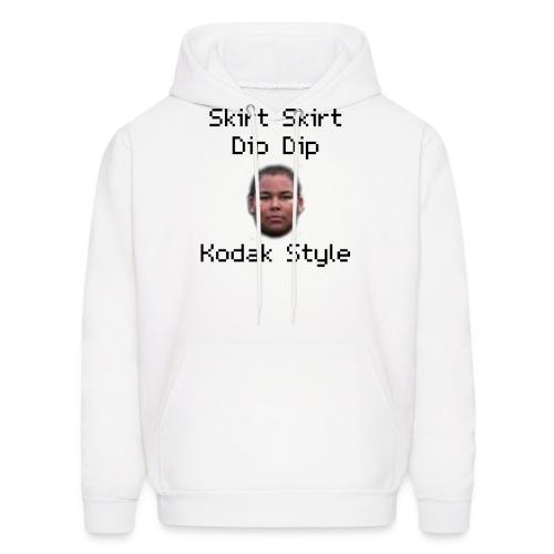 SSDDKSBlack png - Men's Hoodie