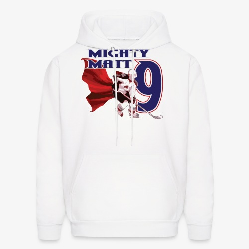 Mighty Matt - Men's Hoodie