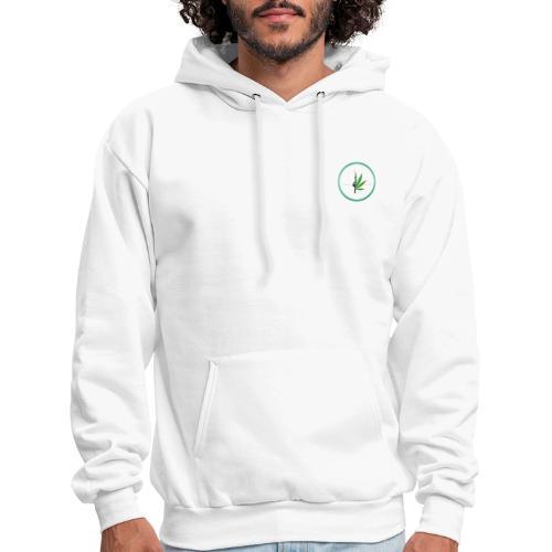 iCannGreen Logo - Men's Hoodie