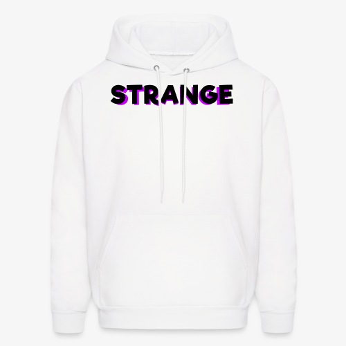 Strange Logo - Men's Hoodie