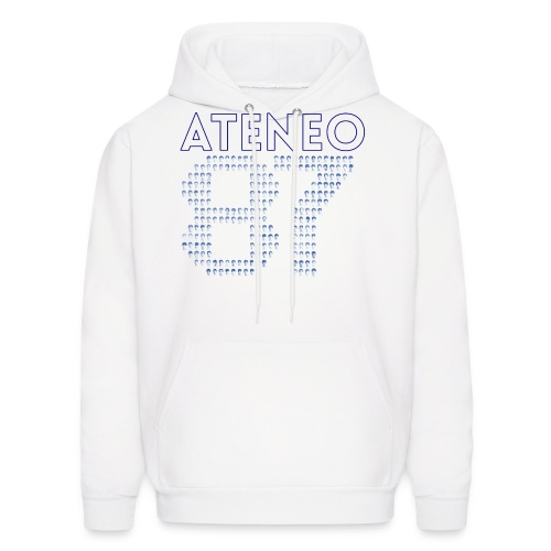 2019 Ateneo HS Batch 87 Reunion Souvenir Shirt - Men's Hoodie