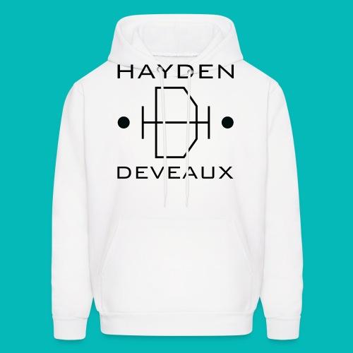 Hayden Deveaux Logo - Men's Hoodie