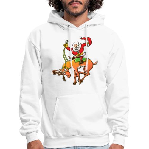Christmas Rodeo - Men's Hoodie