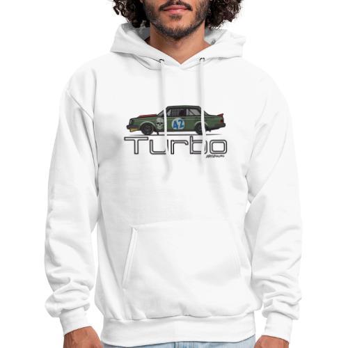 240 Turbo Track Car - Men's Hoodie