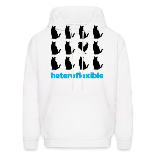 Heteroflexible Male - Men's Hoodie