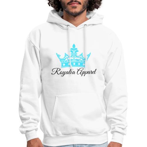 Royalla Apparel Side Logo - Men's Hoodie