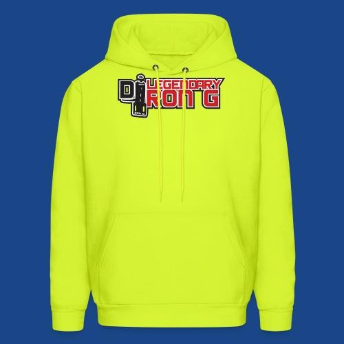 Ron G logo - Men's Hoodie
