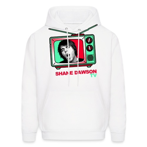 dawsontv for black shirts Shane Dawson - Men's Hoodie