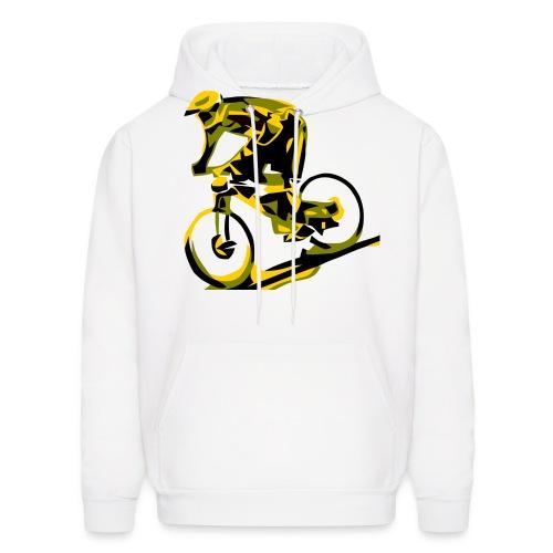 DH Freak - Mountain Bike Hoodie - Men's Hoodie