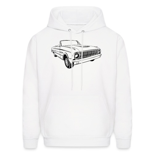 63 Ford Falcon Sprint Conv Men's T-Shirt - Men's Hoodie