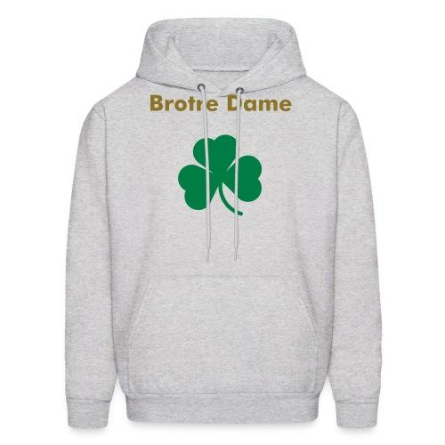 brotre dame - Men's Hoodie