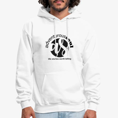 Adventurous Soul Wear - Life Stories Worth Telling - Men's Hoodie