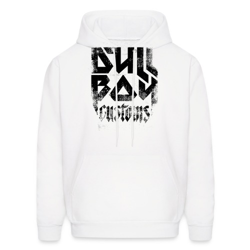 Dull Boy Customs black - Men's Hoodie