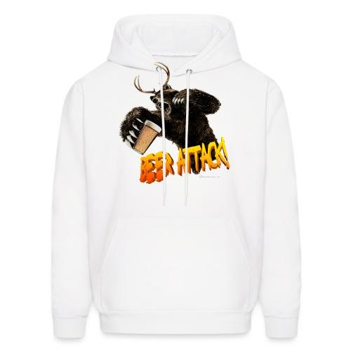 BEER ATTACK! - Men's Hoodie