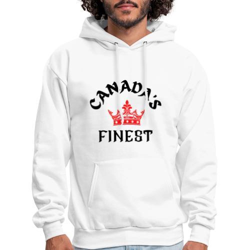 Canada s Finest 1 - Men's Hoodie