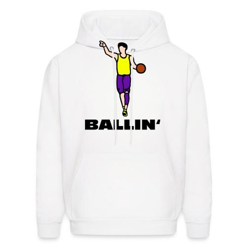 Ballin' - Men's Hoodie