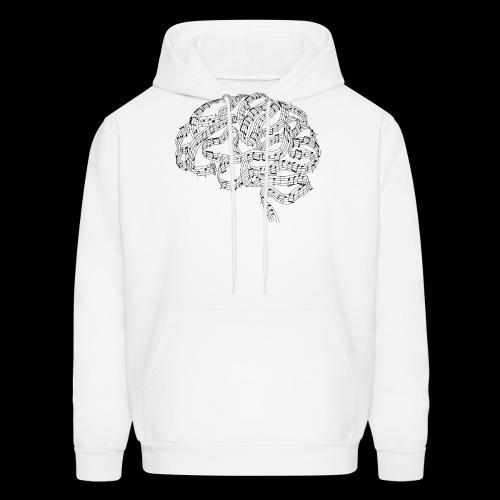 Sound of Mind   Audiophile's Brain - Men's Hoodie