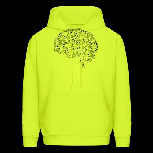 Sound of Mind | Audiophile's Brain - Men's Hoodie