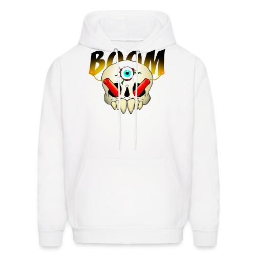 Boom Skull - Men's Hoodie