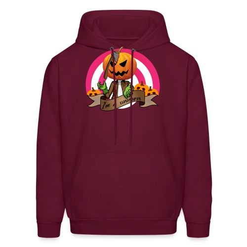 I'm A Unicorn Halloween - Men's Hoodie