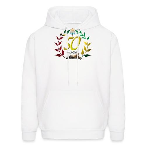 Guyana's 50th - Men's Hoodie