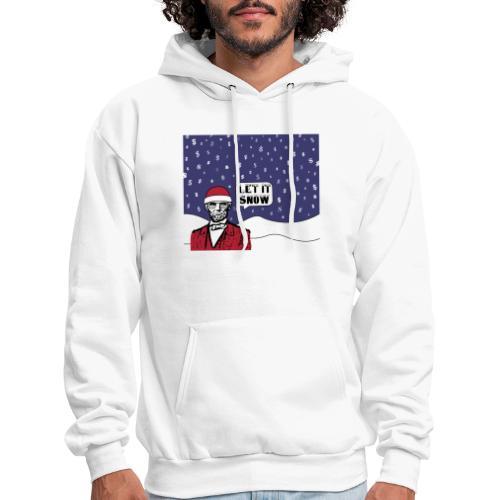Let It Snow - Men's Hoodie