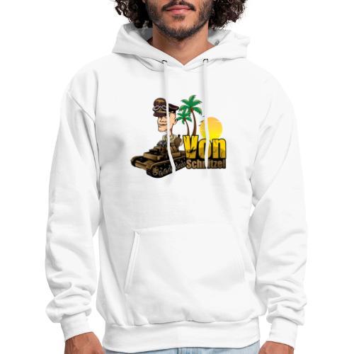 Von Schnitzel Afrika - Men's Hoodie