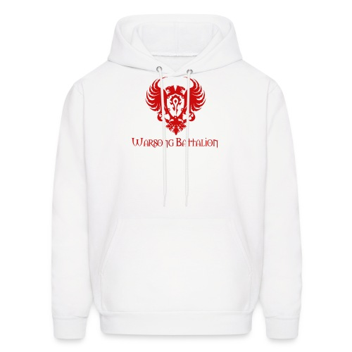 Warsong Empire (Red Logo) - Men's Hoodie