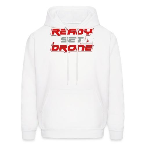 Ready Set Drone - Men's Hoodie