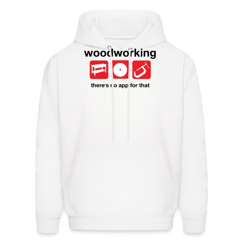 Woodworking - Men's Hoodie