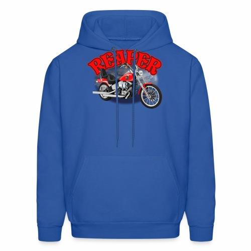 Motorcycle Reaper - Men's Hoodie