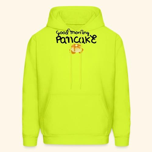Good Morning Pancake Mug - Men's Hoodie