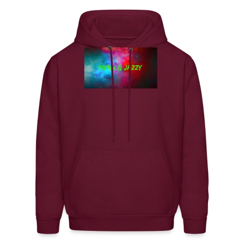 NYAH AND JAZZY - Men's Hoodie