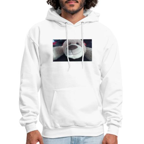teddy bear shirt - Men's Hoodie