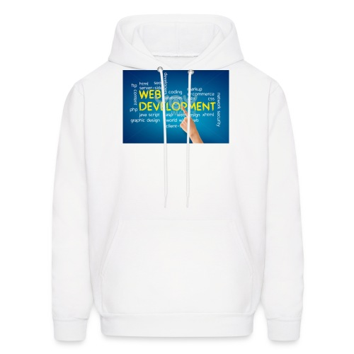 web development design - Men's Hoodie