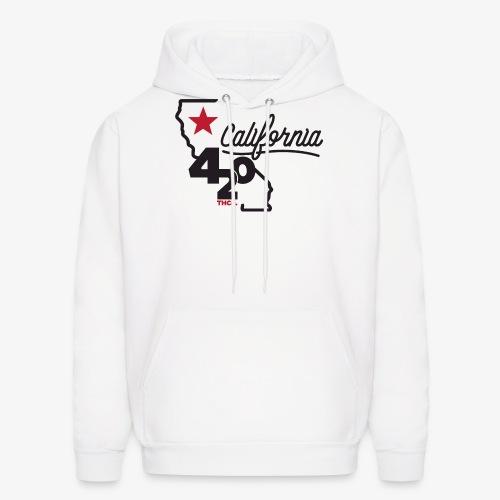 California 420 - Men's Hoodie
